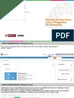 Manual de Operacion para el Programa de Formacion.pptx
