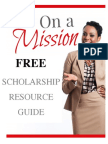 FREE Scholarship Resource Guide