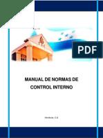 Manual de Normas de Control Interno