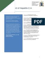 Management of Hepatitis C in Pregnancy (C-Obs 51)Jul13