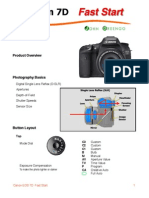 Fast Start - Canon 7D