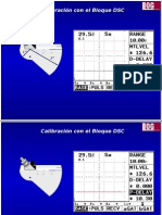 Calibracion Bloque DSC