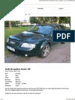 Audi Block Et Fun