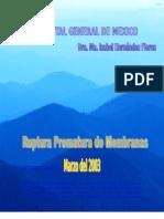 Ruptura Prematura de Membranas.doc