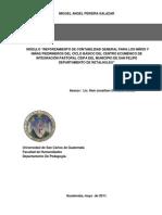 Proyecto de Contabilidad Basica de USAC