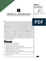 L-2 Chemical Arithmatics