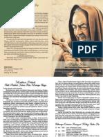 Doa Kepada Padre Pio