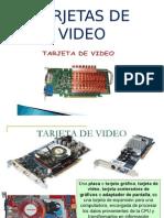 Tarjetas de Video k.a.l