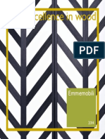 Emmemobili News 2014 Brochure