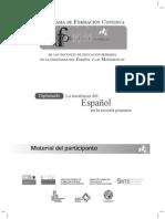 Diplomado de Español y Matematicas
