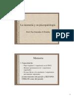 PP Memoria