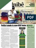 Unibê Wallnews 2015 USC Election Coverage