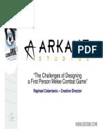Arkane studios Dark Messiah