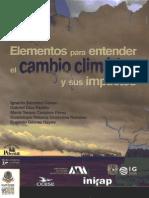 Sánchez y Otros - Elementos Para Entender El Cambio Climático y Sus Impactos
