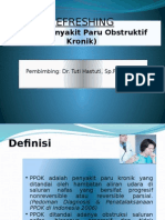 Penyakit Paru Obstruktif Kronik