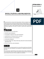 L-34A Dyes, Paints and Pigments