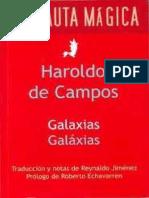 Galaxias Haroldo de Campos