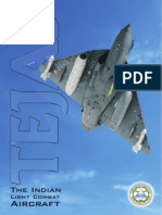 Official LCA Tejas Brochure 2015