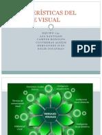 Características Del Mensaje Visual