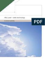 Technologie des plaques dans les échangeurs thermiques