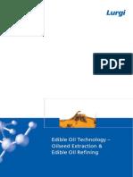 Edible Oil Technology