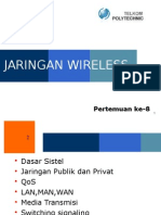 8 Jaringan Wireless