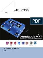 Manuale Voicelive Play