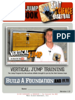 Vertical Jump Handbook Ver. 1.0 -- Shot Science Basketball