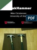 Peak Hammer
