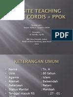 KASUS DECOM CORDIS