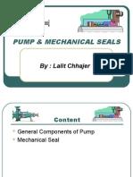 Pump & Mechanical Seals