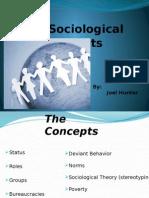 Sociology Presentations