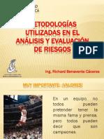 04 Metodolojgias Utilizadas en El Análisis y Evaluacion de Riesgos