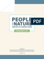 People and Nature - Adapting to a Changing Climate