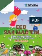 Guía de Educación Ambiental Inicial