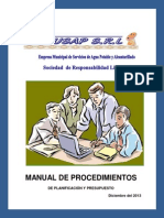 Manual Proced Planif Presup Dic 2013