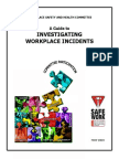 Investigating Incidents Guide