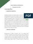 Evolución Histórica y Normativa de La