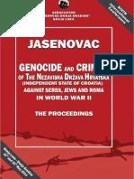 Konferencija - Jasenovac -Eng