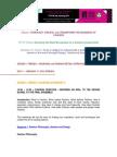 InFashion 2014 Workshops Agenda