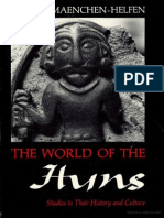 the World of the Huns Studies in Their History and Culture