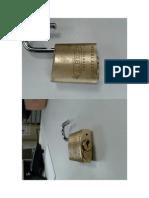 Locks Picked and Damaged