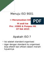 ISO 9001 untuk sekolah
