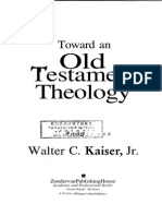 Walter Kaiser - Toward an OT Theology 1-142