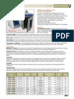 Ultrasonic Especificaciones Tecnicas