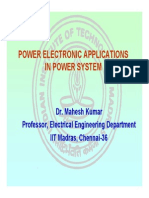Lecture 3_Jan 16_2015_Power Electronis Application in Power System