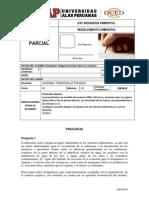 EXAMEN PARCIAL_2014 Modelamiento Ambiental