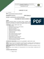 PLANEADOR DE CLASE DE ALGEBRA NOVENO 2015.doc