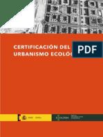 Guía de Certificación Del Urbanismo Ecológico