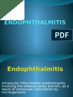 Endophthalmitis FKG